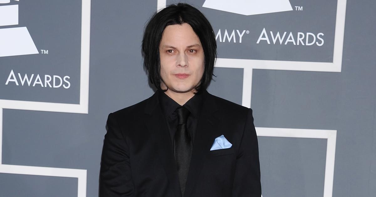 "Jack White Replaces Morgan Wallen as Musical Guest on ""Saturday Night Live"""