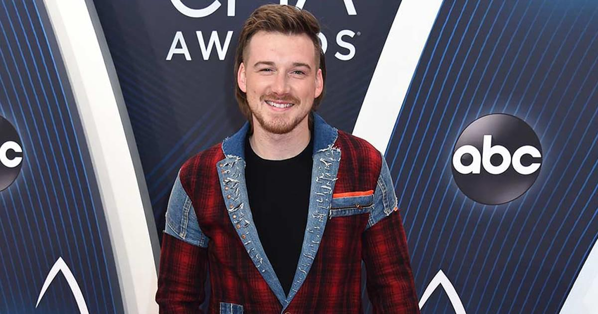 """Morgan Wallen Booked Again as the Musical Guest on """"Saturday Night Live"""" on December 5"""
