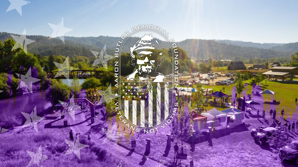 SSG Aaron Butler Memorial Purple Heart Run 2021