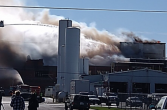 Fire burns Darigold facility in downtown Caldwell