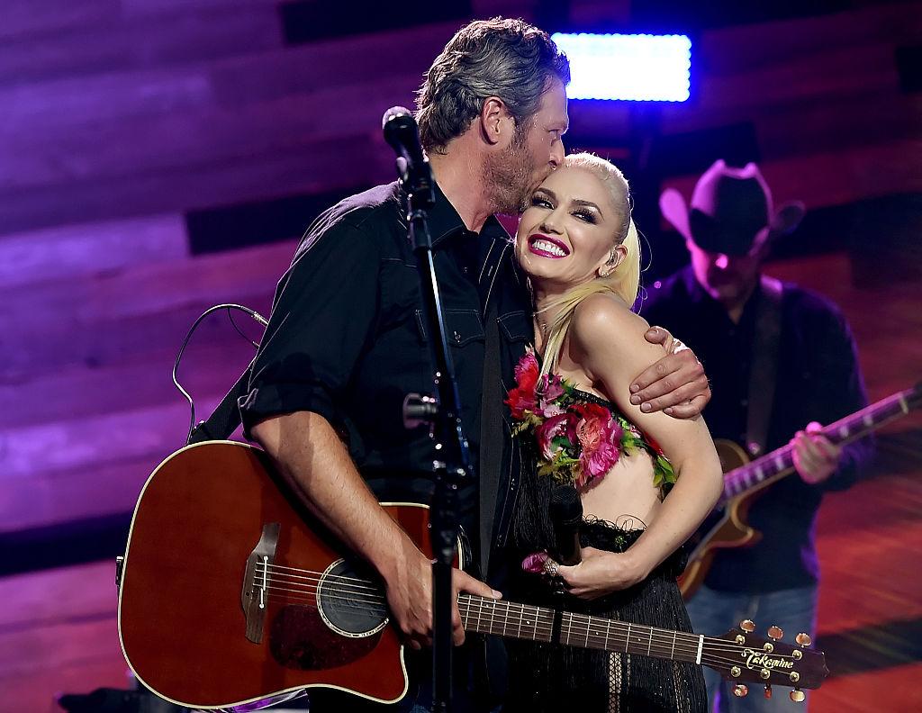Gwen Stefani Shares Videos From Blake Shelton's Proposal