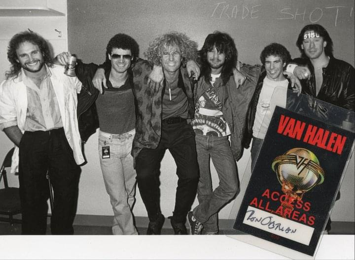 What David Lee Roth says about Van Halen's future,