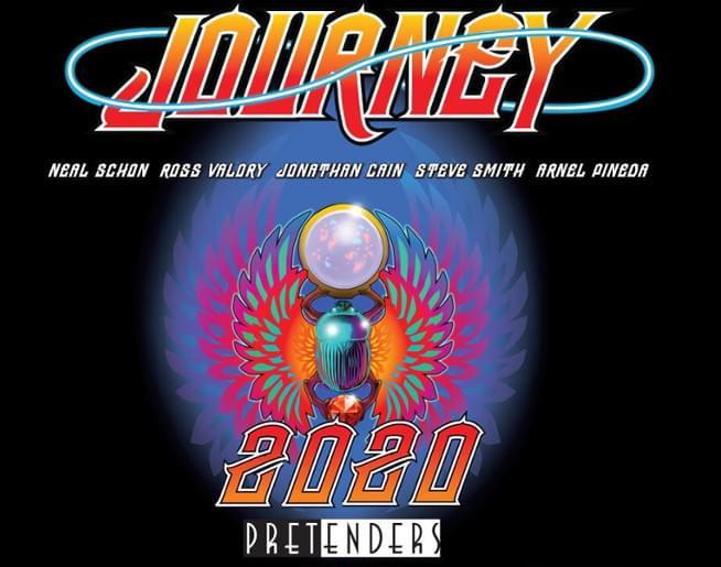 Journey/The Pretenders