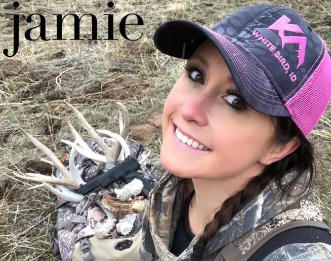 Jamie – Miss November 2019