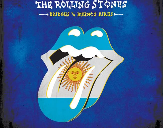 THE ROLLING STONES -BRIDGES TO BUENOS AIRES