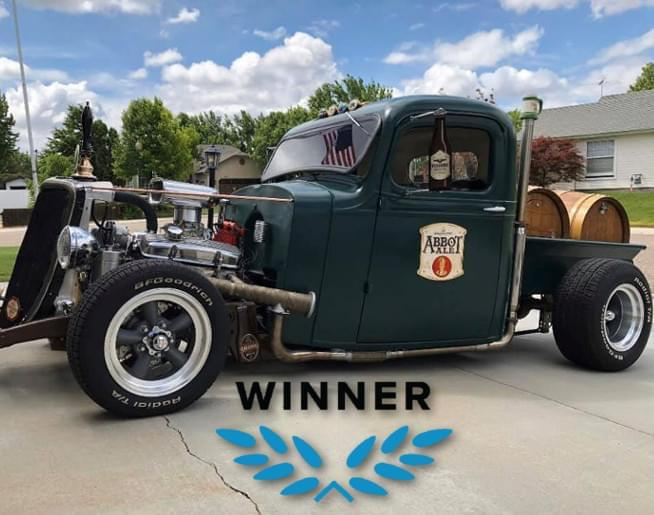 Classic Car Bracket Winner