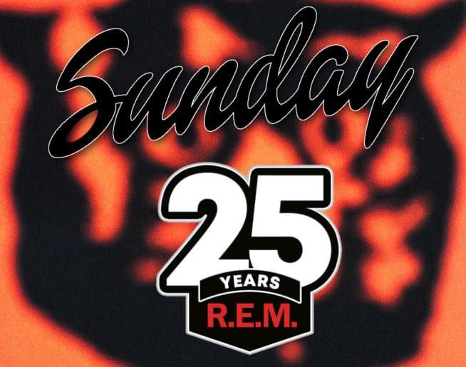 R.E.M. Monster 25th Anniversary
