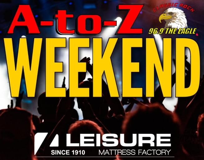 A to Z Weekend