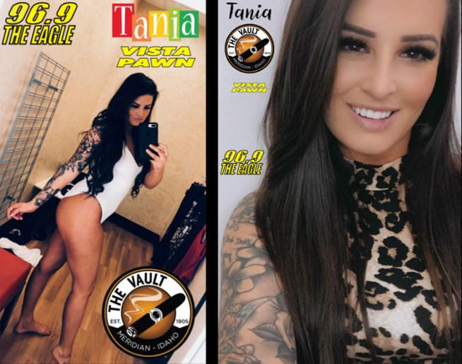 Tania – Miss August