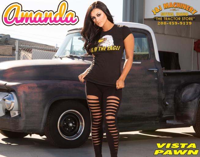 Amanda – Miss September