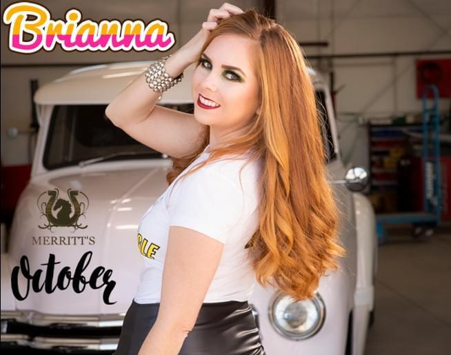 Brianna Miss October 2020