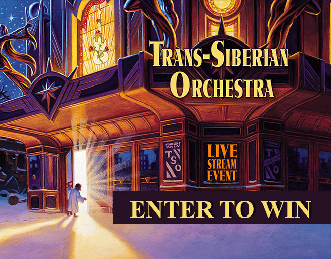 TRANS-SIBERIAN ORCHESTRA LIVE
