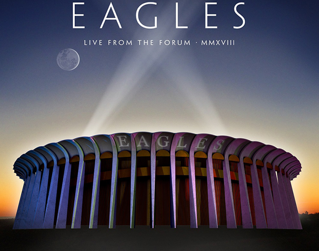 The Eagles – Live From The Forum