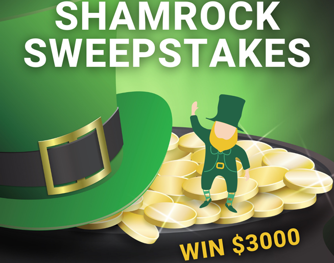 Shamrock Sweepstakes