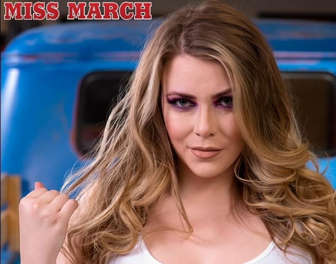 Miss March – Sarah