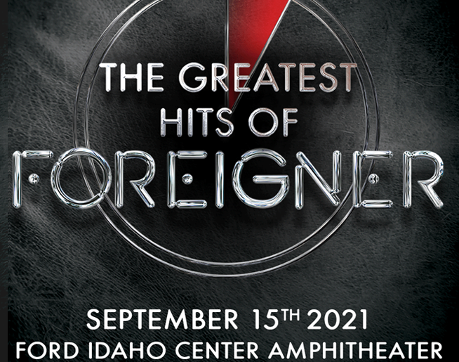 Foreigner Live @ The Ford Idaho Center