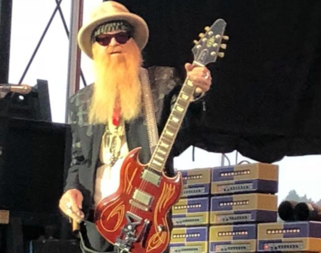 Billy Gibbons solo