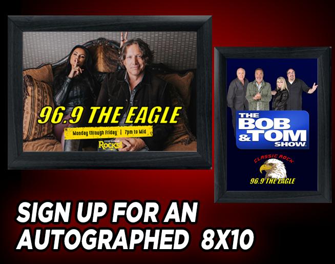 Autographed 8x10s