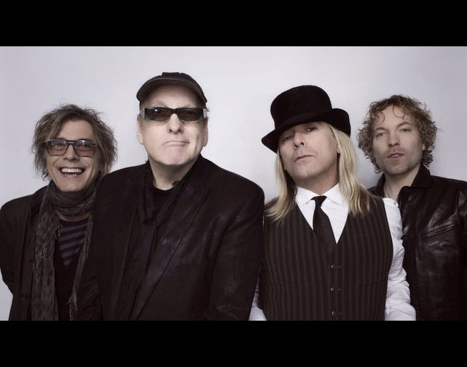 Tom Petersson from Cheap Trick