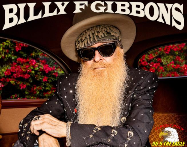 Billy F Gibbons (ZZ Top)