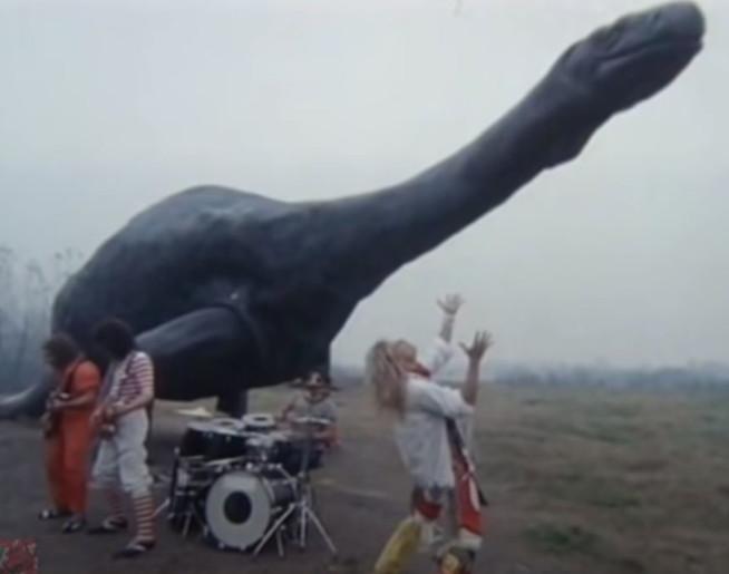 Lost Van Halen Video