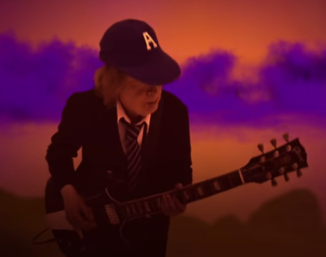 AC/DC – Witch's Spell