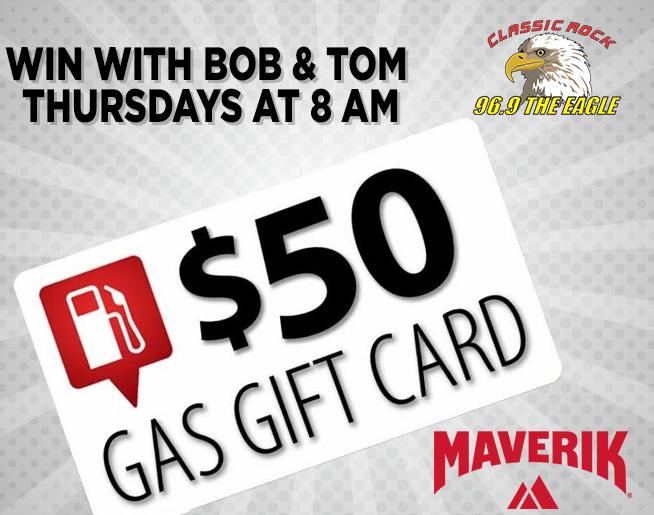 Win a $50 gas card