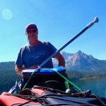Paddle Boarding scare…