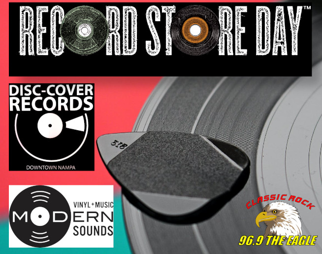 Record Store Day This Weekend