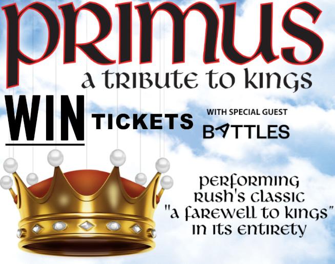 Primus Tribute To Rush