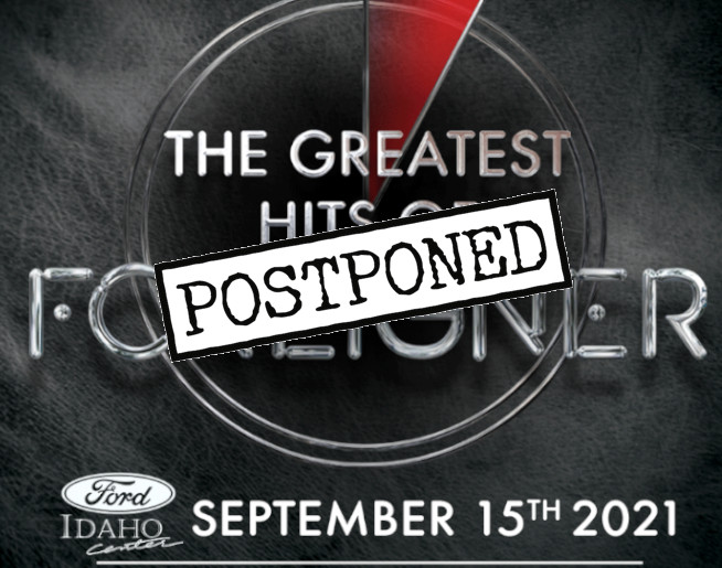 Foreigner postponed