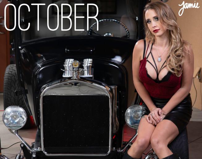 Jamie – Miss October