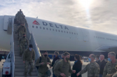 Idaho National Guard Soldiers Return From Washington D.C.