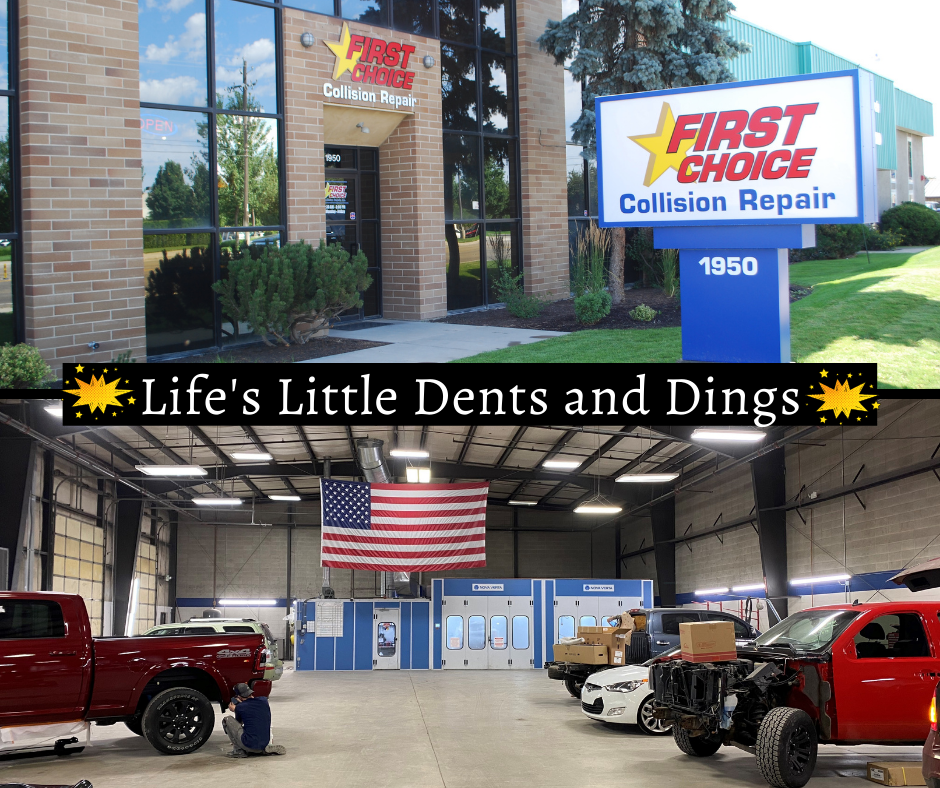 Life's Dents and Dings