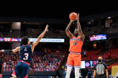 Fresno State hands Boise State it's first home loss of the season 67-64