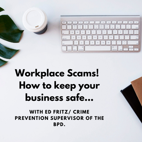 workplace scams
