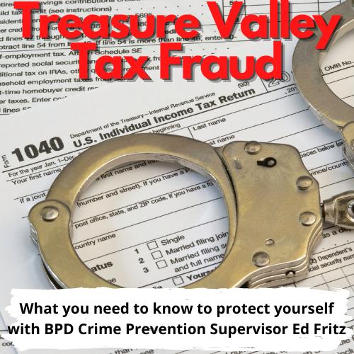 Treasure Valley Tax Fraud
