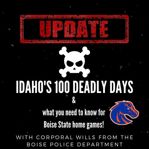 100 Deadliest Days of Summer: UPDATE