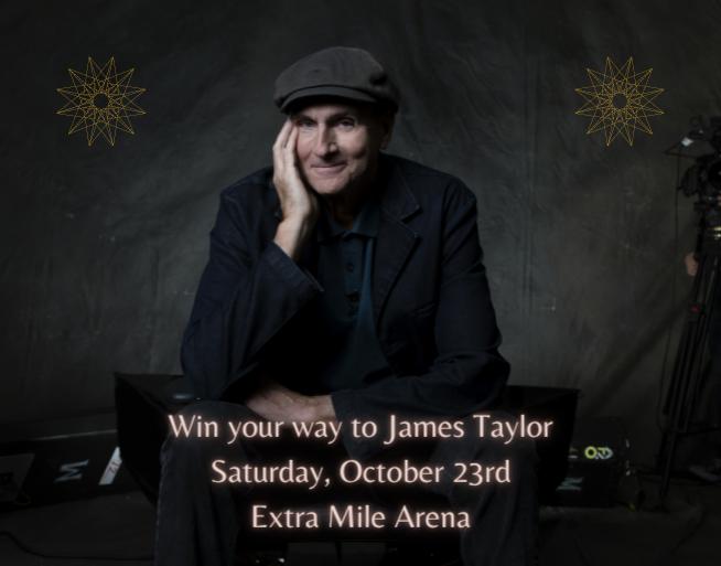 Win James Taylor Tickets!