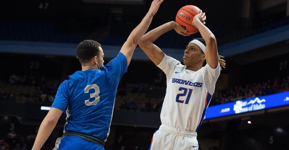 BOISE STATE BASKETBALL: ALSTON RETURNS
