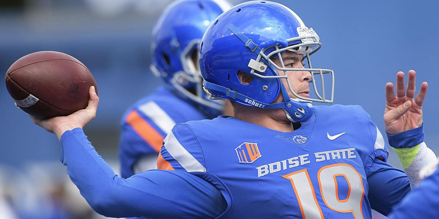 BOISE STATE FOOTBALL: HANK BACHMEIER – HONEST AND UNPLUGGED
