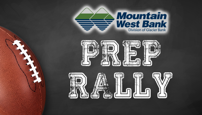 PREP RALLY: MOUNTAIN VIEW AND ROCKY MOUNTAIN MEET FOR 5A SIC TITLE