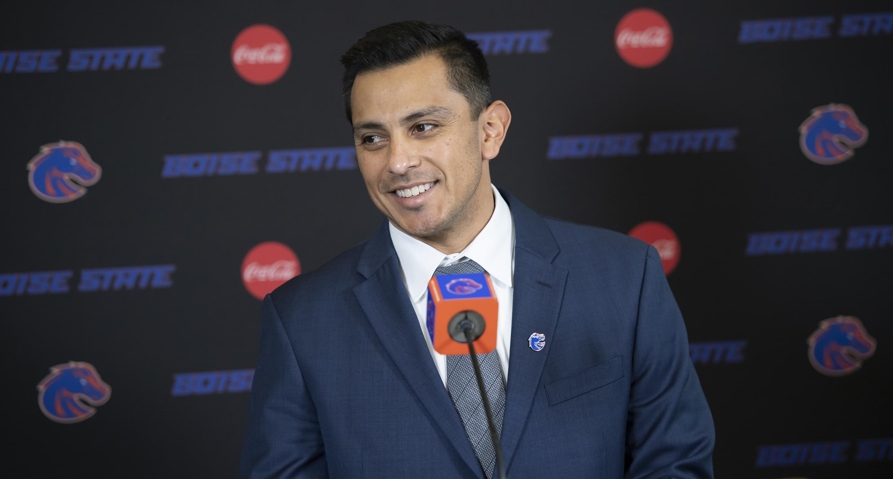 BOISE STATE COACH ANDY AVALOS SPENDS 30 MINUTES WITH IST