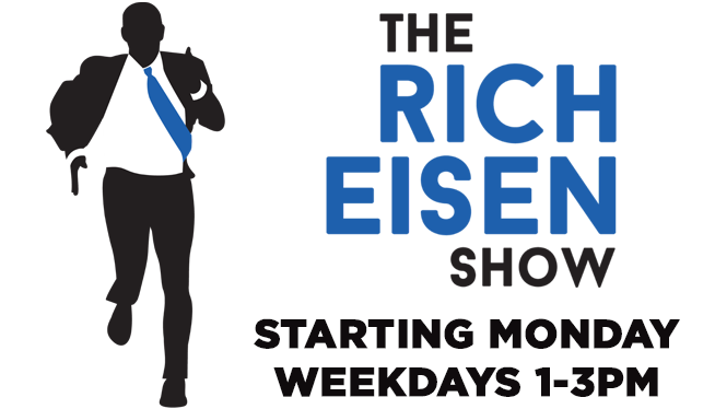 RICH EISEN JOINS THE KTIK FAMILY ON MONDAY
