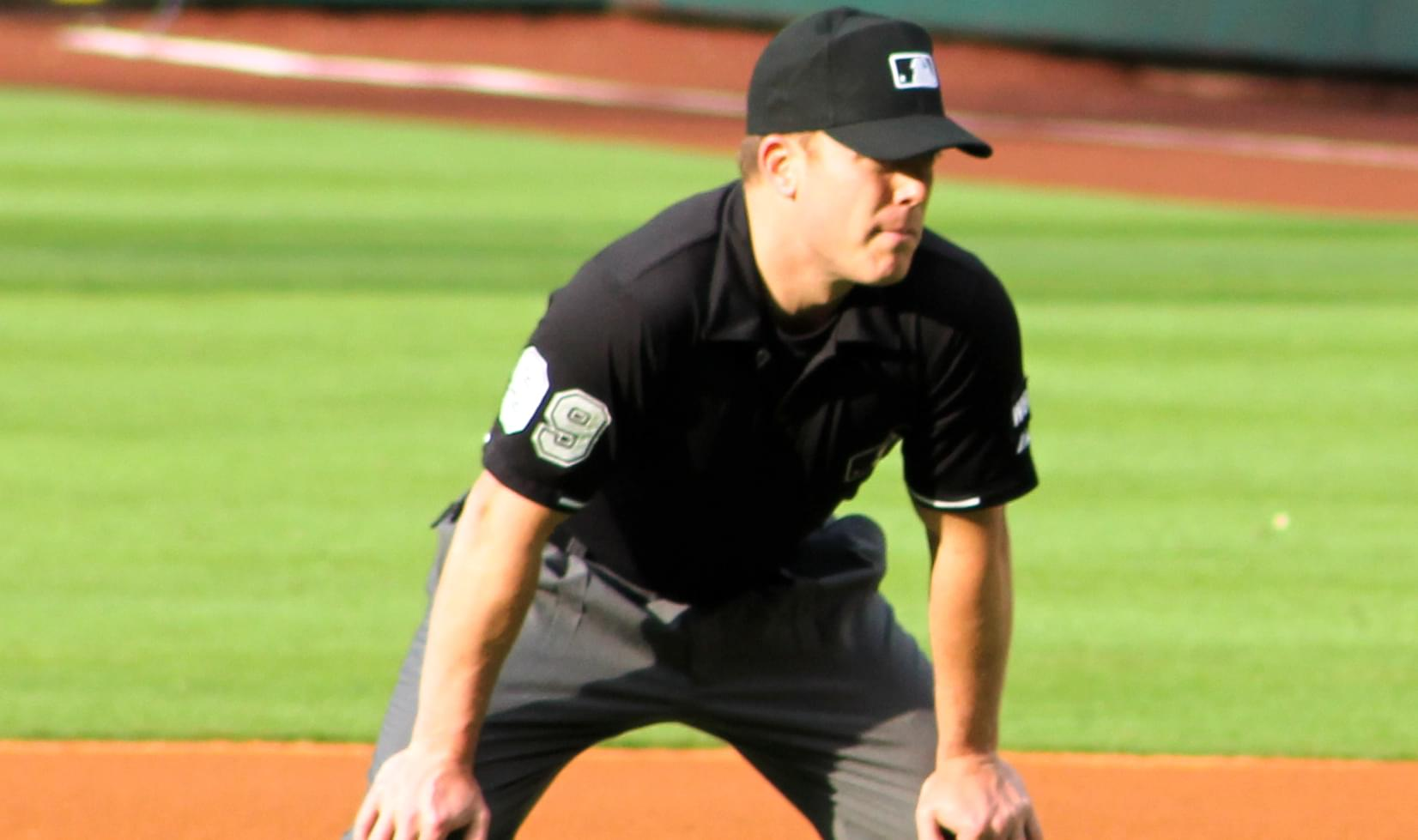 FORMER MLB UMPIRE LIVING IN BOISE: TRYING TO GET MORE PEOPLE INVOLVED