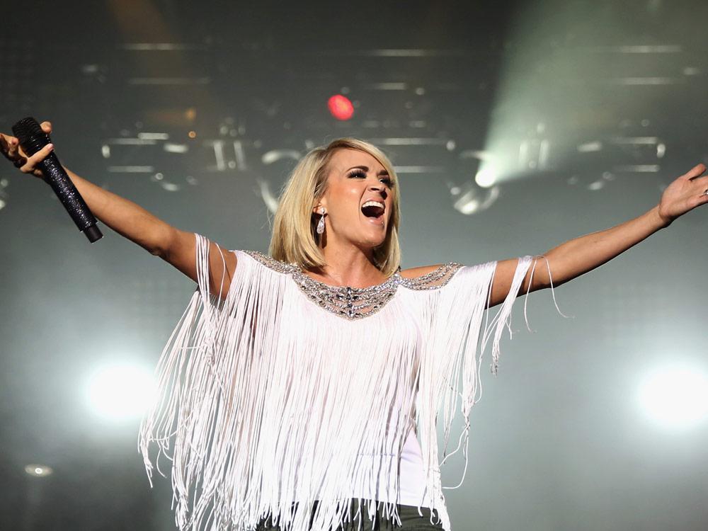 Carrie Underwood, Luke Bryan, Thomas Rhett & Florida Georgia Line Pick Up Multiple Nominations for American Music Awards