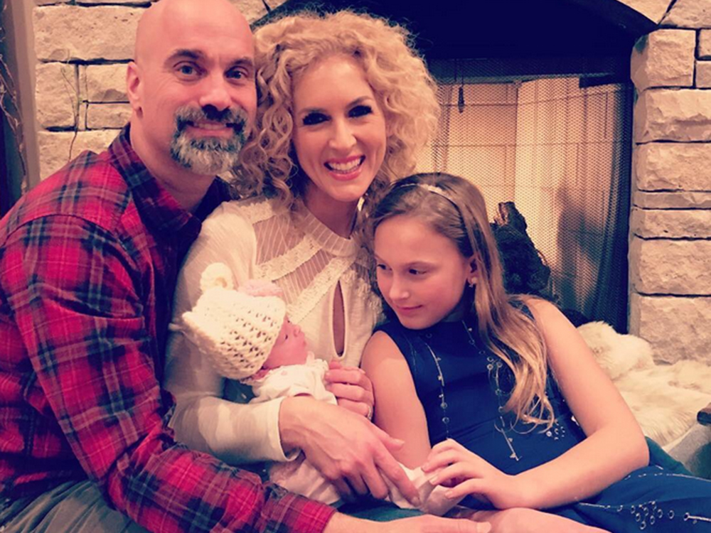 Little Big Town's Kimberly Schlapman Welcomes A Baby Girl To The Family