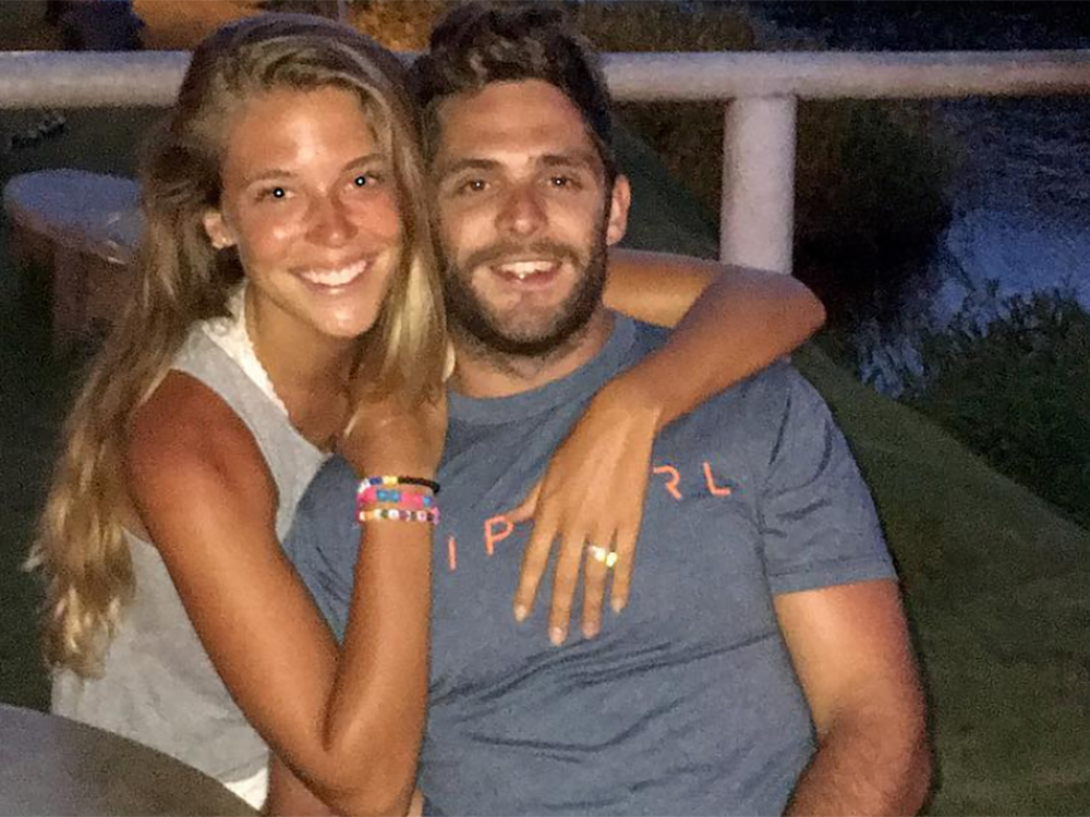 10 Times Thomas Rhett and Wife Lauren Show They Just Might Be the Cutest Couple Ever