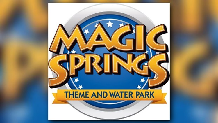 Win A 4-Pack Of Tickets To Magic Springs!