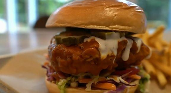 Add Another Chicken Sandwich To The Chicken War– Now Buffalo Wild Wings Is In The Mix!